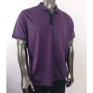 Michael Kors Polo Shirt ( Blackberry)